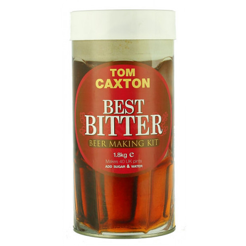 Tom Caxton Best Bitter Home Brew Kit