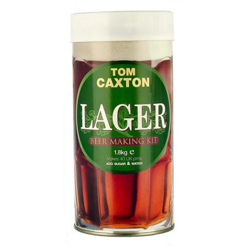 Tom Caxton Lager Home Brew Kit