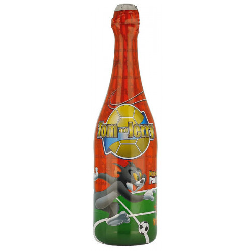 Tom and Jerry Sparkling Grape Non Alcoholic Party Drink