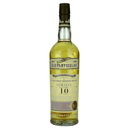 Tomatin 10 Year Old 2008 Old Particular (Douglas Laing)