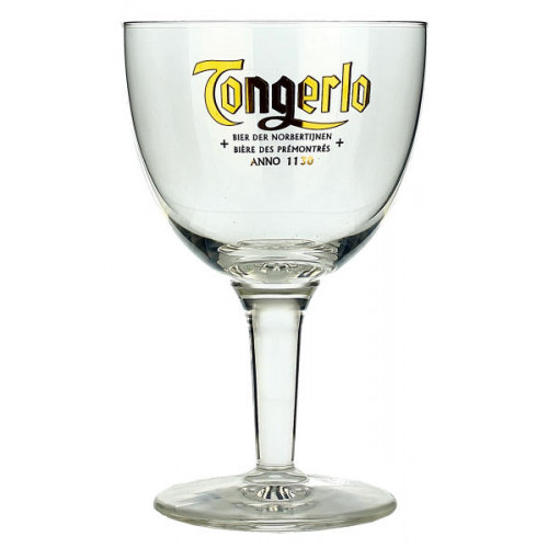 Tongerlo Chalice Glass 0.33L
