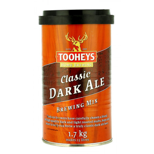 Tooheys Classic Dark Ale Home Brew Kit
