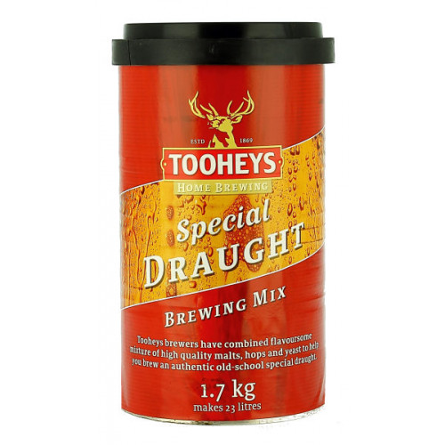 Tooheys Special Draught Home Brew Kit