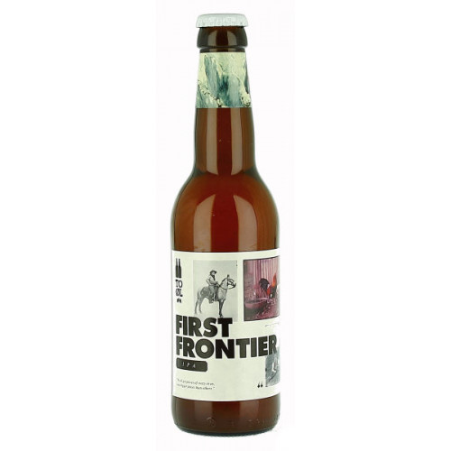 To Øl First Frontier IPA