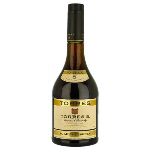 Torres 5 Imperial Brandy