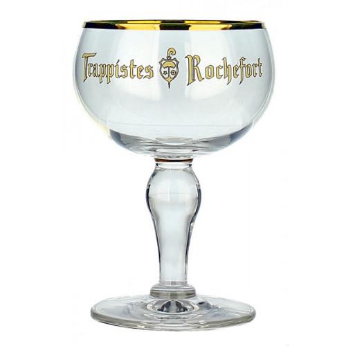 Trappistes Rochefort Chalice Glass