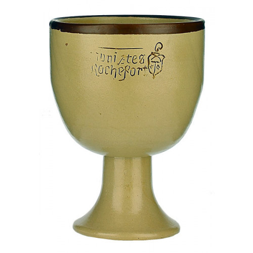 Trappistes Rochefort Pottery Chalice