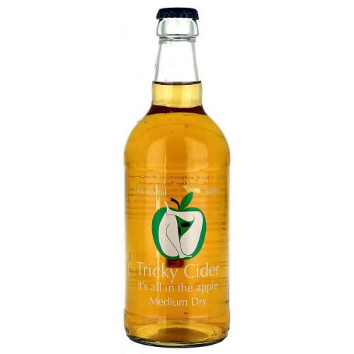 Tricky Cider Medium Dry