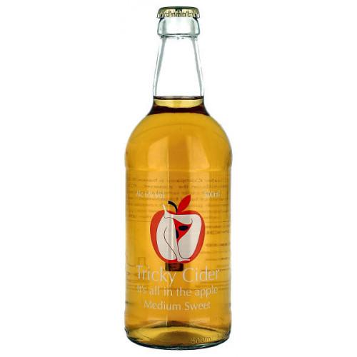 Tricky Cider Medium Sweet