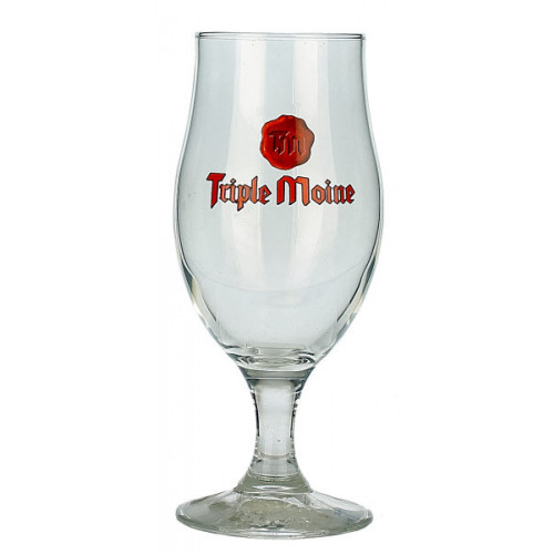 Triple Moine Tulip Glass 0.25L