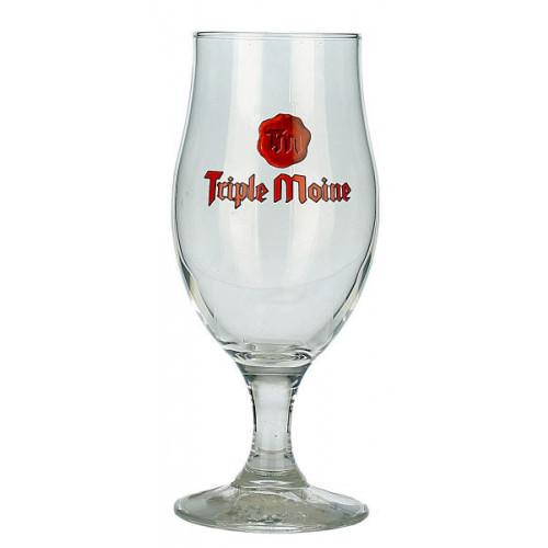 Triple Moine Tulip Glass 0.25L
