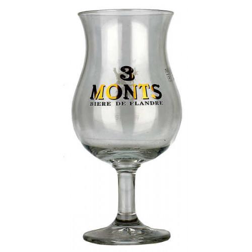 Trois Monts Tulip Glass 0.25L