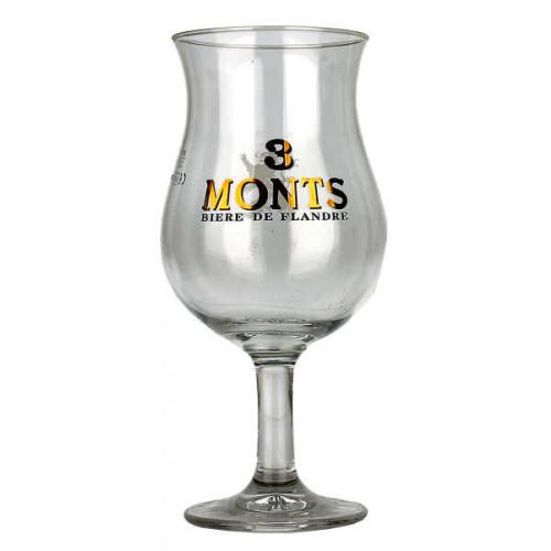 Trois Monts Tulip Glass 0.33L