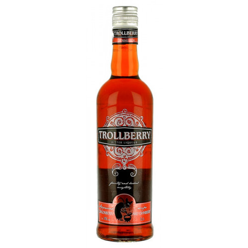 Trollberry Liqueur Lingonberry and Cranberry