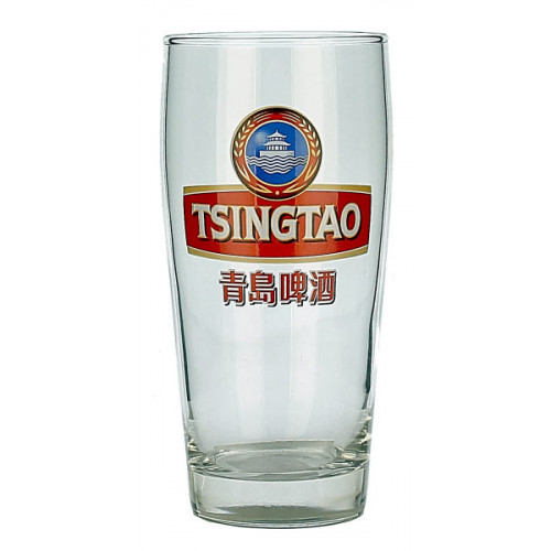 Tsingtao Tumbler Glass
