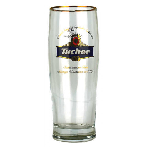 Tucher Tumbler Glass 0.5L