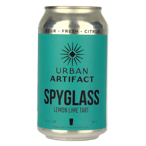Urban Artifact Spyglass