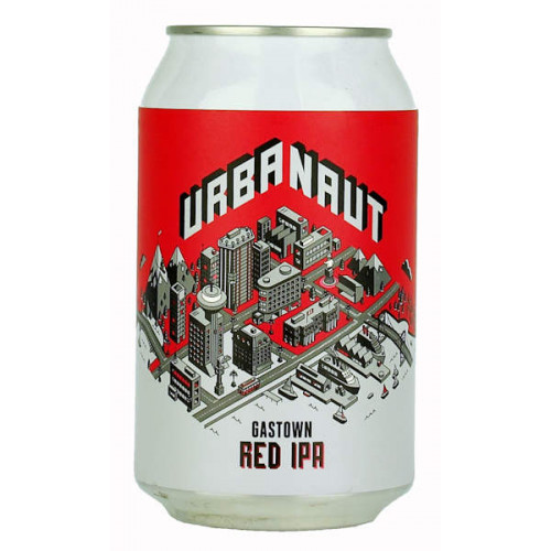 Urbanaut Gastown Red IPA