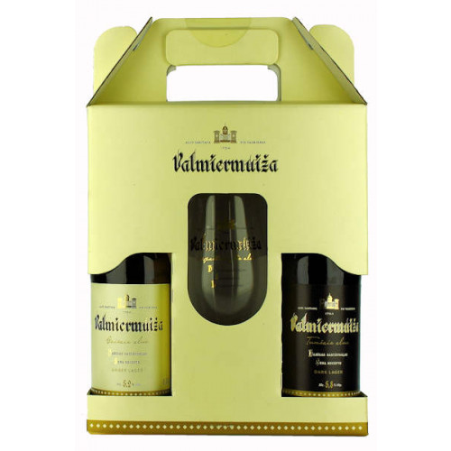 Valmiermuiza Gift Pack