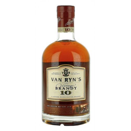Van Ryns Brandy Aged 10 Years