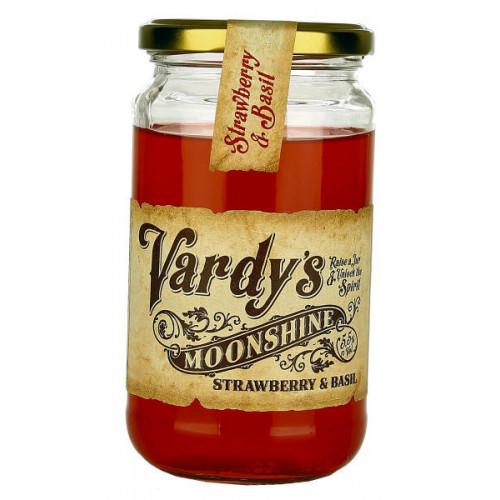 Vardys Moonshine Strawberry and Basil