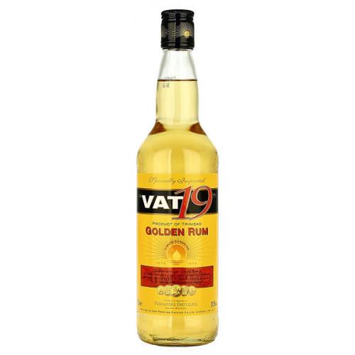 VAT 19 Golden Rum