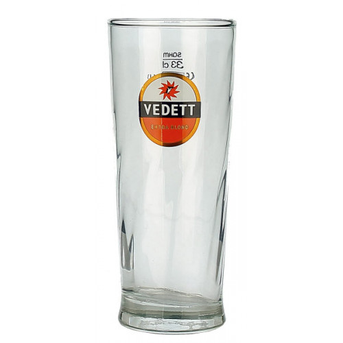 Vedett Tumbler Glass