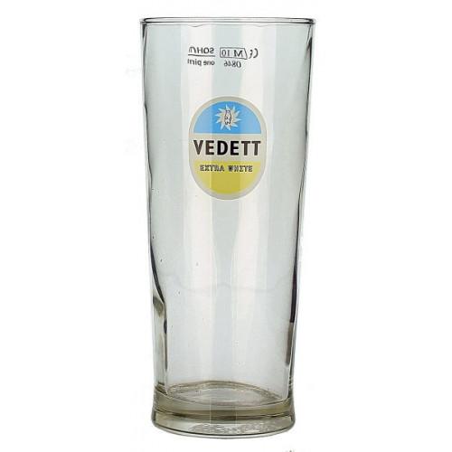 Vedett White Glass (Pint)