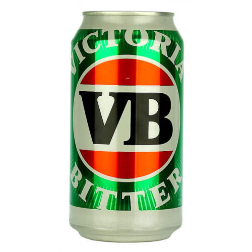 Victoria Bitter (VB) Can