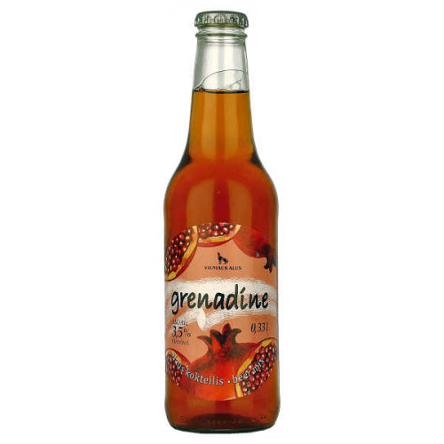 Vilniaus Alus Grenadine Beer Mix