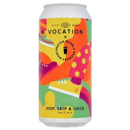 Vocation/Marble Hop Skip and Juice Pale Ale