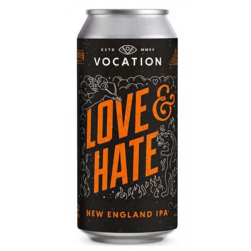Vocation Love and Hate