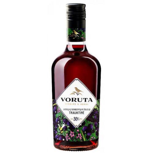 Voruta Trauktine Blackcurrant and Herb