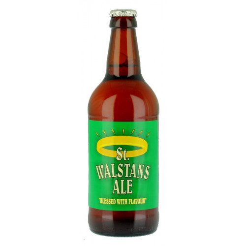 Wagtail St Walstans Ale