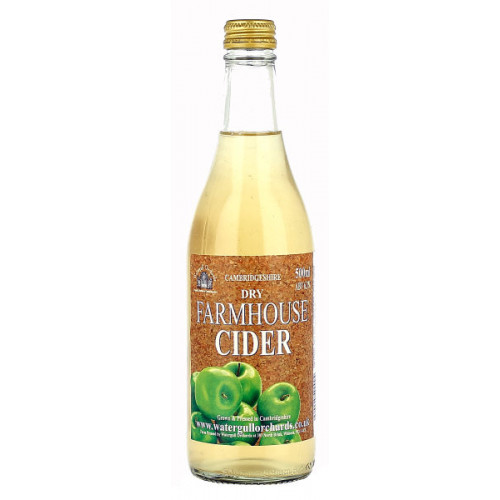 Watergull Orchards Dry Farmhouse Cider