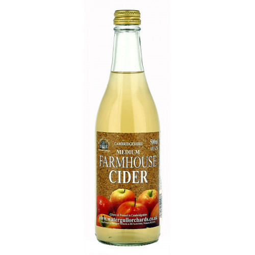 Watergull Orchards Medium Farmhouse Cider