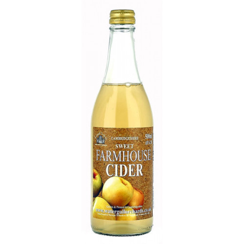 Watergull Orchards Sweet Farmhouse Cider