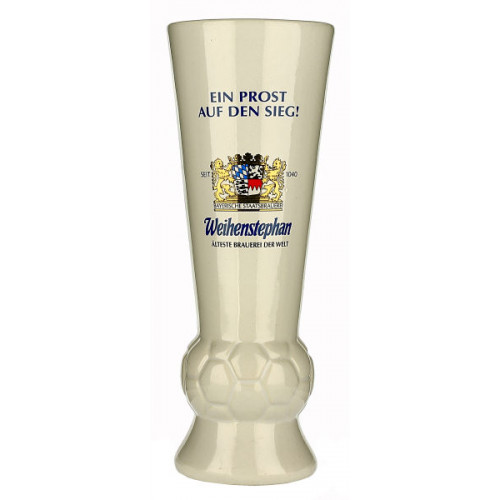 Weihenstephaner Pottery Weizen Glass