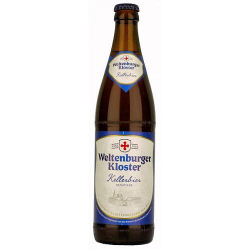 Weltenburger Kellerbier Naturtrub