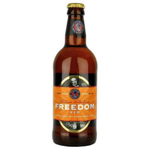 Westerham William Wilberforce Freedom Ale
