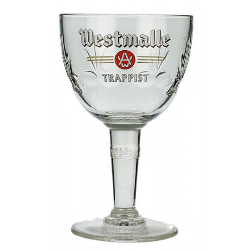 Westmalle Chalice Glass 0.33L