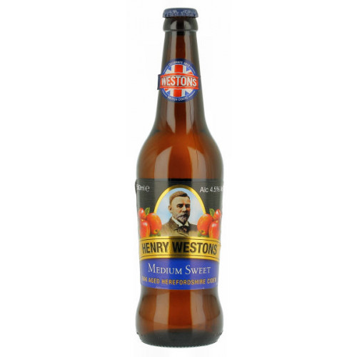 Westons Oak Conditioned Med Sweet 500ml