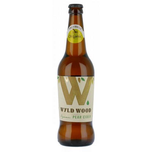 Westons Wyld Wood Organic Pear 500ml