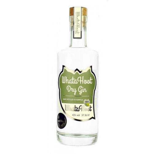 WhataHoot Dry Gin 375ml