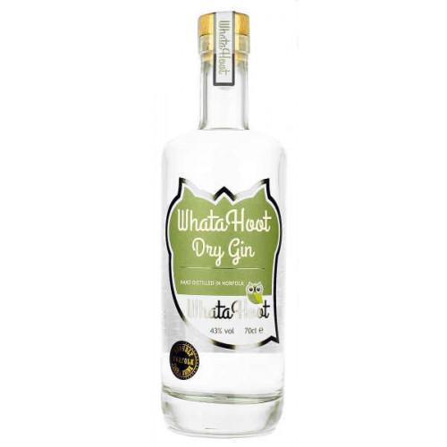 WhataHoot Dry Gin 700ml