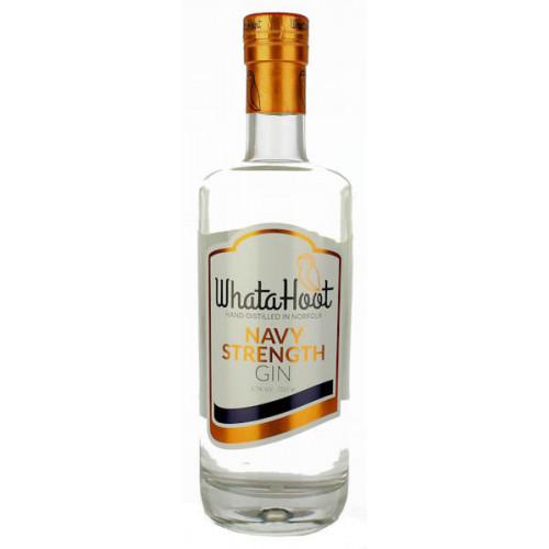 WhataHoot Navy Strength Gin 700ml