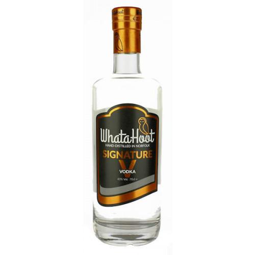 WhataHoot Signature Vodka 700ml