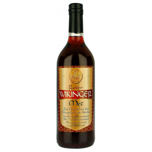 Wikinger Roter Mead with Cherry Juice