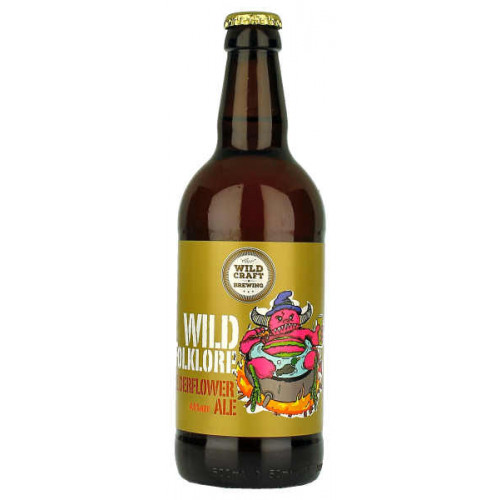 Wildcraft Wild Folklore Elderflower Ale