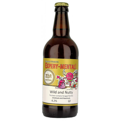 Wildcraft Expery-Mental Wild and Nutty
